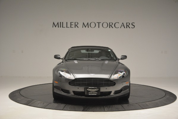 Used 2009 Aston Martin DB9 Convertible for sale Sold at Bentley Greenwich in Greenwich CT 06830 16