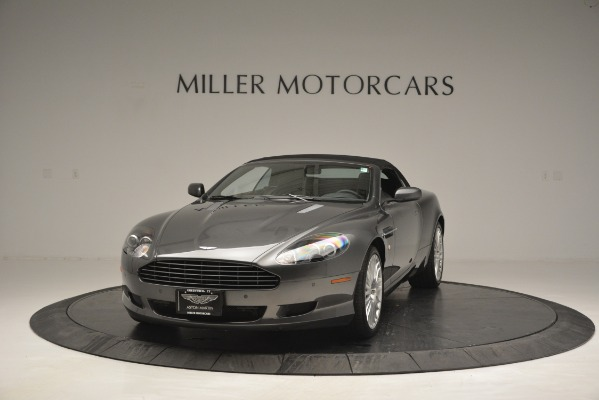 Used 2009 Aston Martin DB9 Convertible for sale Sold at Bentley Greenwich in Greenwich CT 06830 17