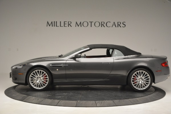 Used 2009 Aston Martin DB9 Convertible for sale Sold at Bentley Greenwich in Greenwich CT 06830 19