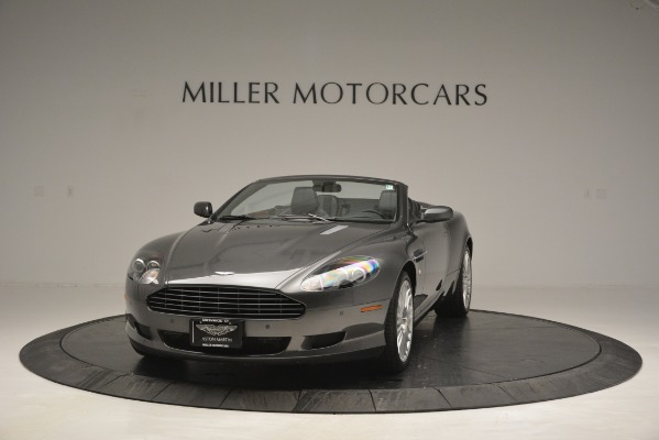 Used 2009 Aston Martin DB9 Convertible for sale Sold at Bentley Greenwich in Greenwich CT 06830 2