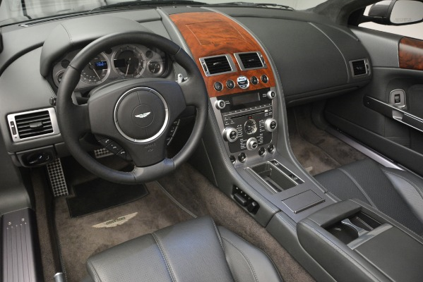 Used 2009 Aston Martin DB9 Convertible for sale Sold at Bentley Greenwich in Greenwich CT 06830 21