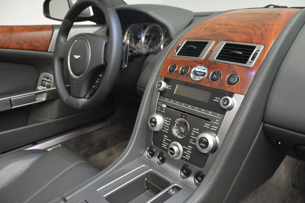 Used 2009 Aston Martin DB9 Convertible for sale Sold at Bentley Greenwich in Greenwich CT 06830 25
