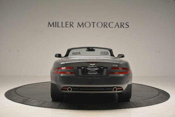 Used 2009 Aston Martin DB9 Convertible for sale Sold at Bentley Greenwich in Greenwich CT 06830 6