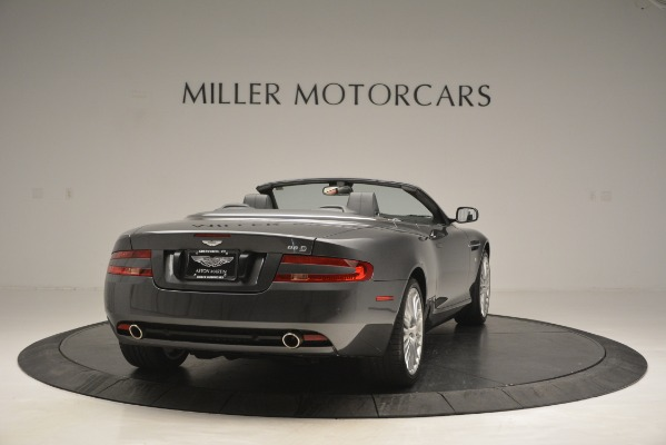 Used 2009 Aston Martin DB9 Convertible for sale Sold at Bentley Greenwich in Greenwich CT 06830 7