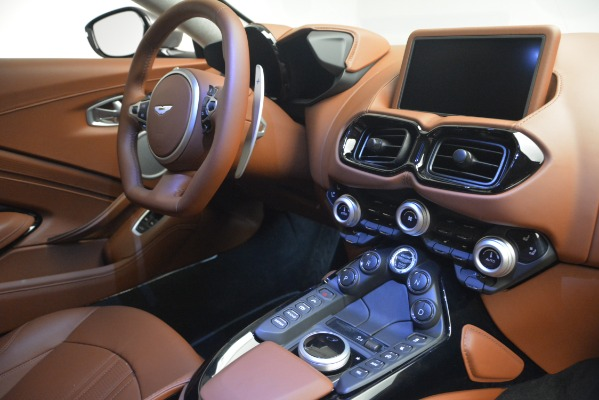 Used 2019 Aston Martin Vantage for sale Sold at Bentley Greenwich in Greenwich CT 06830 18