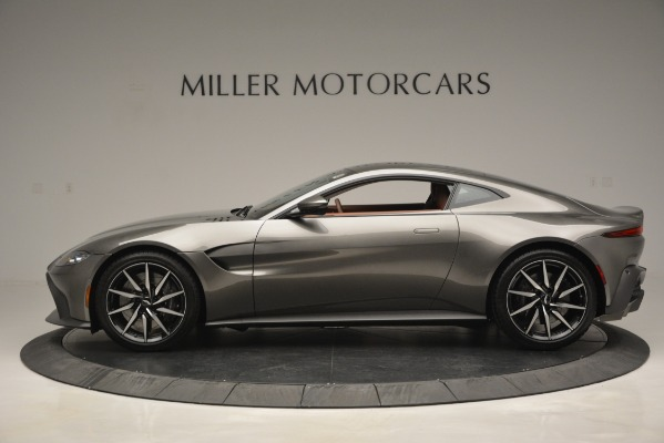 Used 2019 Aston Martin Vantage for sale Sold at Bentley Greenwich in Greenwich CT 06830 2