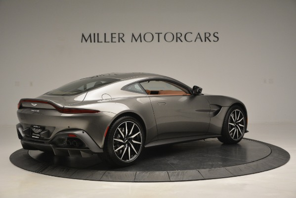 Used 2019 Aston Martin Vantage for sale Sold at Bentley Greenwich in Greenwich CT 06830 7
