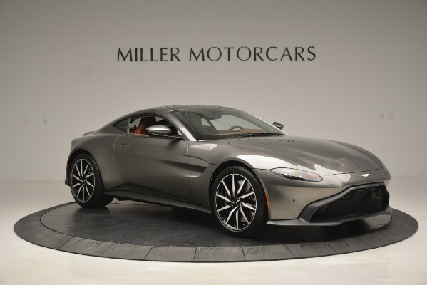 Used 2019 Aston Martin Vantage for sale Sold at Bentley Greenwich in Greenwich CT 06830 9