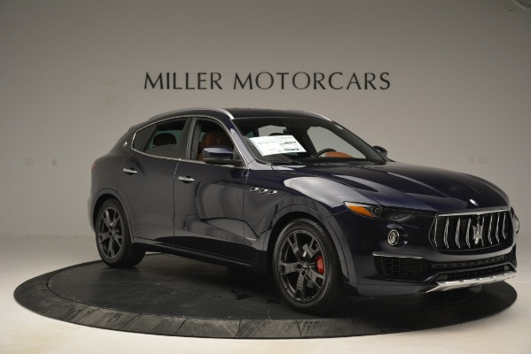 New 2019 Maserati Levante Q4 GranLusso for sale Sold at Bentley Greenwich in Greenwich CT 06830 12