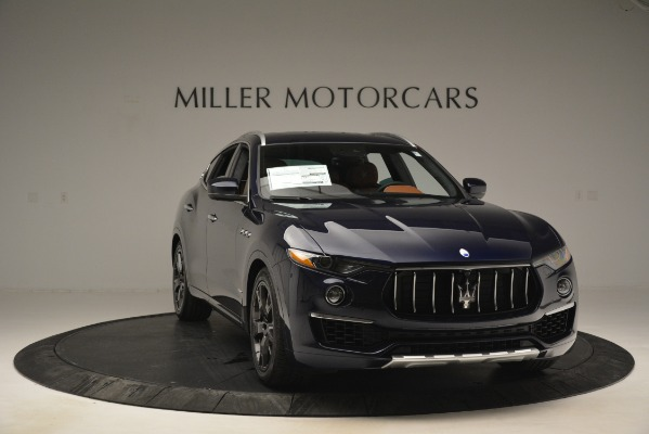 New 2019 Maserati Levante Q4 GranLusso for sale Sold at Bentley Greenwich in Greenwich CT 06830 13