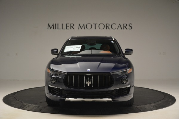 New 2019 Maserati Levante Q4 GranLusso for sale Sold at Bentley Greenwich in Greenwich CT 06830 14
