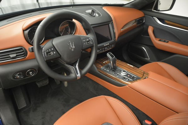 New 2019 Maserati Levante Q4 GranLusso for sale Sold at Bentley Greenwich in Greenwich CT 06830 16