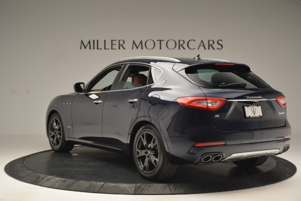 New 2019 Maserati Levante Q4 GranLusso for sale Sold at Bentley Greenwich in Greenwich CT 06830 6