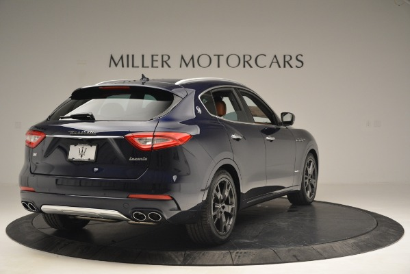 New 2019 Maserati Levante Q4 GranLusso for sale Sold at Bentley Greenwich in Greenwich CT 06830 8