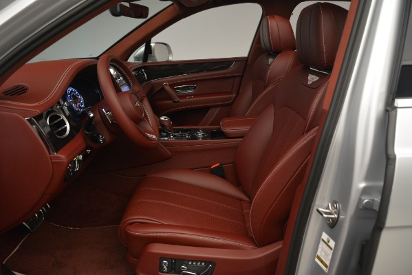New 2019 Bentley Bentayga V8 for sale Sold at Bentley Greenwich in Greenwich CT 06830 18