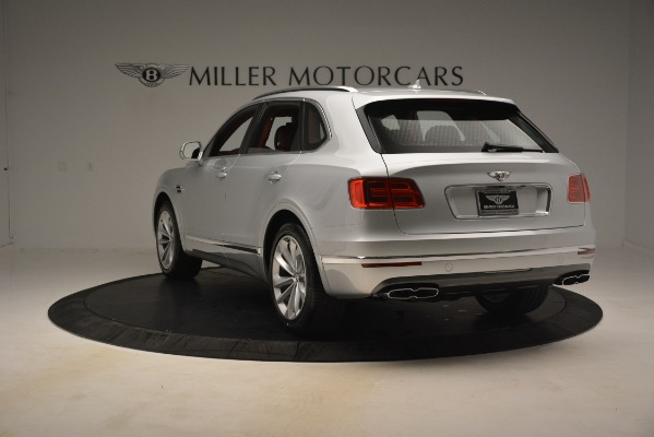 New 2019 Bentley Bentayga V8 for sale Sold at Bentley Greenwich in Greenwich CT 06830 5