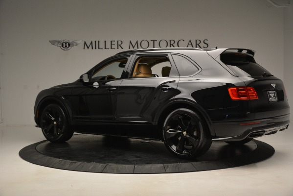 New 2019 Bentley Bentayga V8 for sale Sold at Bentley Greenwich in Greenwich CT 06830 3