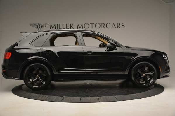 New 2019 Bentley Bentayga V8 for sale Sold at Bentley Greenwich in Greenwich CT 06830 8