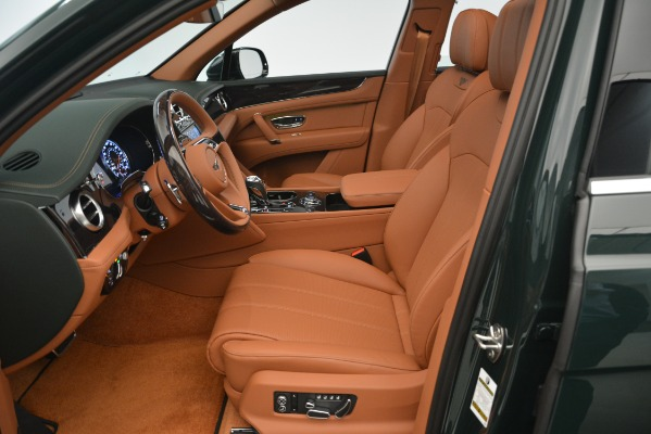 New 2019 Bentley Bentayga V8 for sale Sold at Bentley Greenwich in Greenwich CT 06830 16