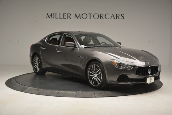 Used 2015 Maserati Ghibli S Q4 for sale Sold at Bentley Greenwich in Greenwich CT 06830 12
