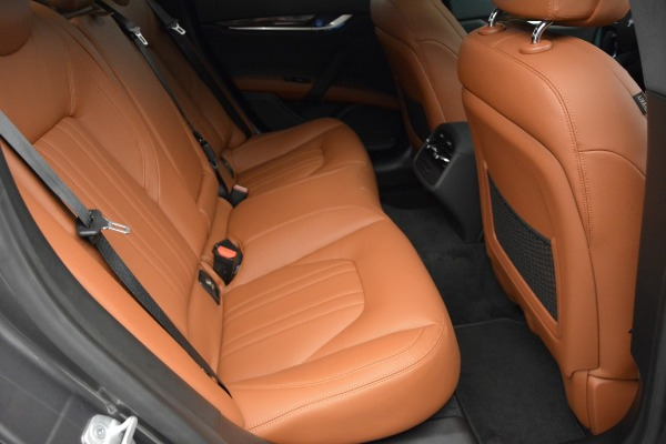 Used 2015 Maserati Ghibli S Q4 for sale Sold at Bentley Greenwich in Greenwich CT 06830 19