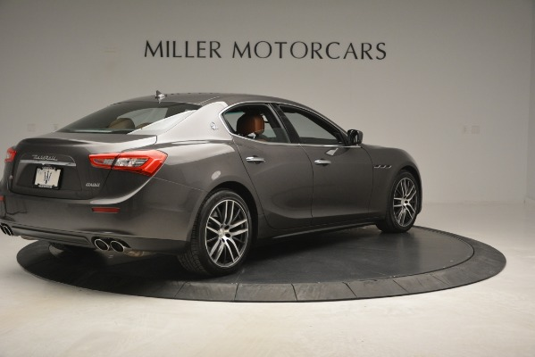 Used 2015 Maserati Ghibli S Q4 for sale Sold at Bentley Greenwich in Greenwich CT 06830 9
