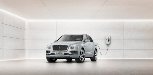 New 2020 Bentley Bentayga Hybrid for sale Sold at Bentley Greenwich in Greenwich CT 06830 1
