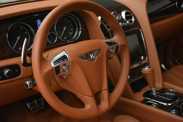 Used 2016 Bentley Flying Spur W12 for sale Sold at Bentley Greenwich in Greenwich CT 06830 20