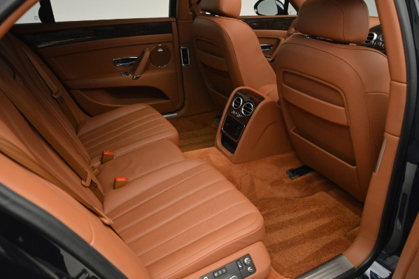 Used 2016 Bentley Flying Spur W12 for sale Sold at Bentley Greenwich in Greenwich CT 06830 25