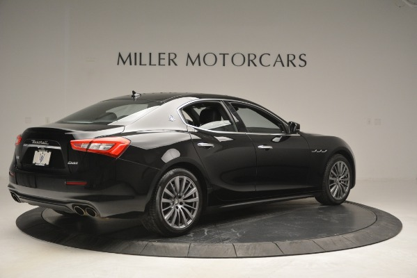 Used 2018 Maserati Ghibli S Q4 for sale Sold at Bentley Greenwich in Greenwich CT 06830 10