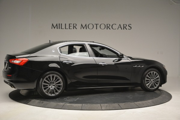 Used 2018 Maserati Ghibli S Q4 for sale Sold at Bentley Greenwich in Greenwich CT 06830 11