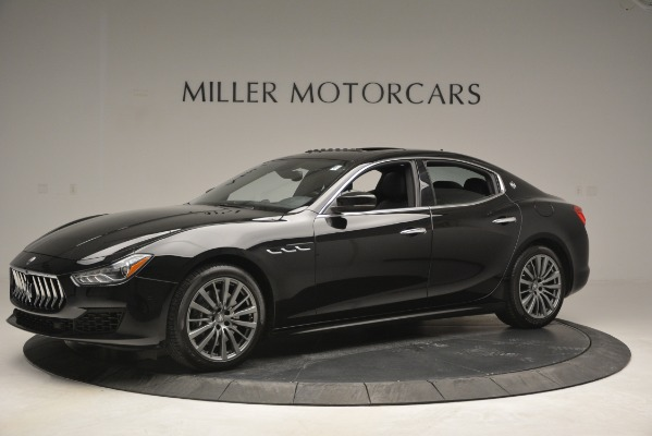 Used 2018 Maserati Ghibli S Q4 for sale Sold at Bentley Greenwich in Greenwich CT 06830 2