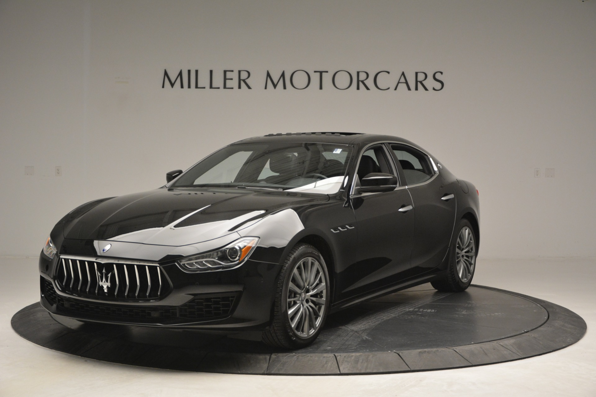 Used 2018 Maserati Ghibli S Q4 for sale Sold at Bentley Greenwich in Greenwich CT 06830 1
