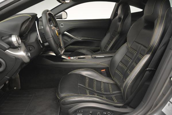 Used 2016 Ferrari F12 Berlinetta for sale Sold at Bentley Greenwich in Greenwich CT 06830 14