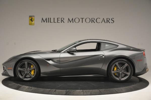 Used 2016 Ferrari F12 Berlinetta for sale Sold at Bentley Greenwich in Greenwich CT 06830 3