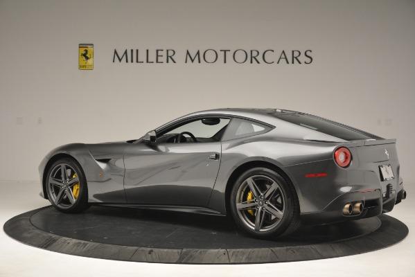 Used 2016 Ferrari F12 Berlinetta for sale Sold at Bentley Greenwich in Greenwich CT 06830 4