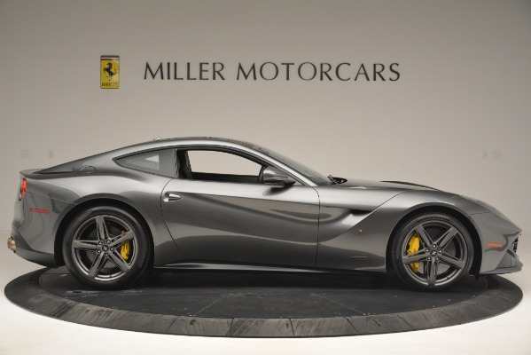 Used 2016 Ferrari F12 Berlinetta for sale Sold at Bentley Greenwich in Greenwich CT 06830 9