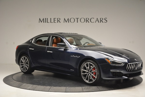 New 2019 Maserati Ghibli S Q4 GranSport for sale Sold at Bentley Greenwich in Greenwich CT 06830 15