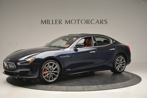 New 2019 Maserati Ghibli S Q4 GranSport for sale Sold at Bentley Greenwich in Greenwich CT 06830 2