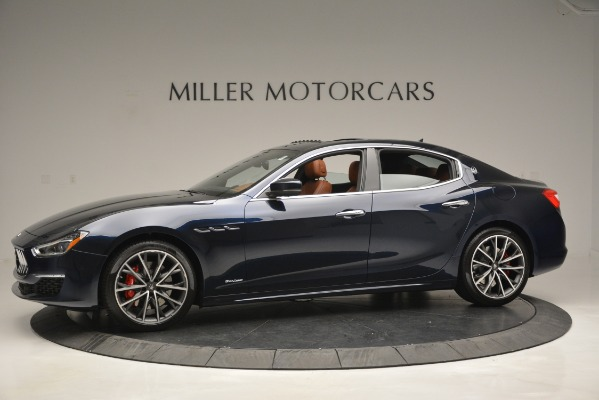 New 2019 Maserati Ghibli S Q4 GranSport for sale Sold at Bentley Greenwich in Greenwich CT 06830 3