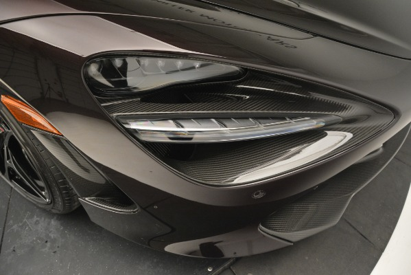 Used 2018 McLaren 720S Coupe for sale Sold at Bentley Greenwich in Greenwich CT 06830 24