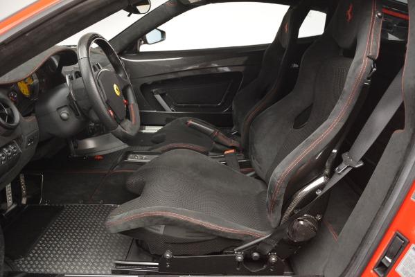 Used 2008 Ferrari F430 Scuderia for sale Sold at Bentley Greenwich in Greenwich CT 06830 14