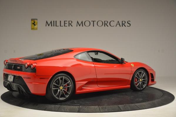 Used 2008 Ferrari F430 Scuderia for sale Sold at Bentley Greenwich in Greenwich CT 06830 8