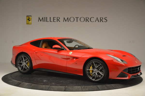 Used 2017 Ferrari F12 Berlinetta for sale Sold at Bentley Greenwich in Greenwich CT 06830 10