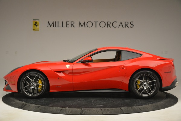 Used 2017 Ferrari F12 Berlinetta for sale Sold at Bentley Greenwich in Greenwich CT 06830 3