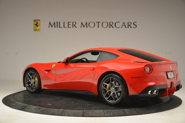 Used 2017 Ferrari F12 Berlinetta for sale Sold at Bentley Greenwich in Greenwich CT 06830 4