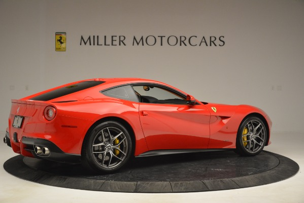 Used 2017 Ferrari F12 Berlinetta for sale Sold at Bentley Greenwich in Greenwich CT 06830 8