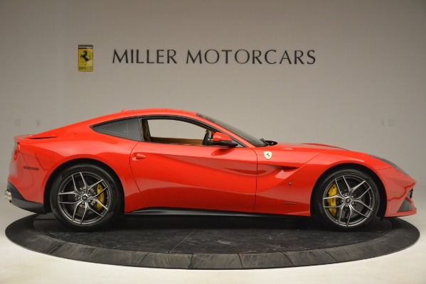 Used 2017 Ferrari F12 Berlinetta for sale Sold at Bentley Greenwich in Greenwich CT 06830 9