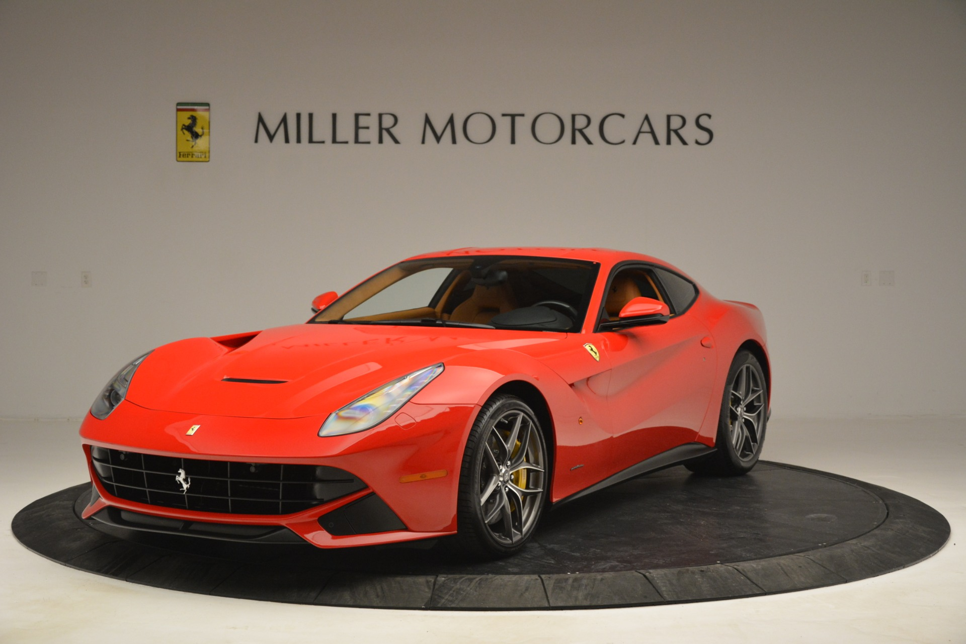 Used 2017 Ferrari F12 Berlinetta for sale Sold at Bentley Greenwich in Greenwich CT 06830 1