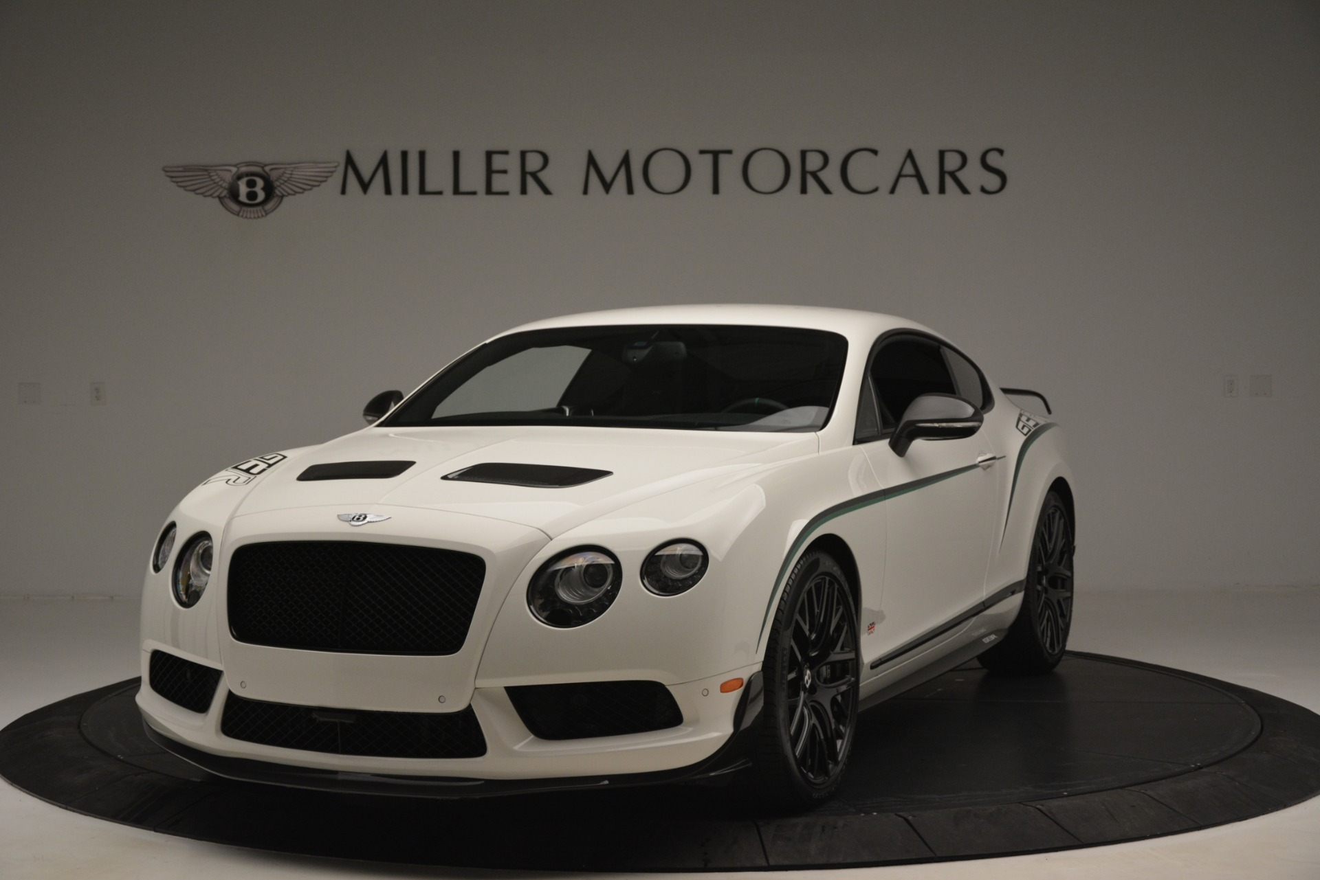 Used 2015 Bentley Continental GT GT3-R for sale Sold at Bentley Greenwich in Greenwich CT 06830 1